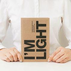 Handy I'm Light Notebook