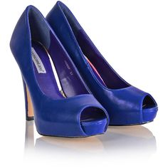 FRANCESCO MILANO LOIS Blue Heeled Pumps (€75) ❤ liked on Polyvore featuring shoes, pumps, heels, scarpe, zapatos, blue heel shoes, high heel shoes, genuine leather shoes, high heel pumps and blue high heel shoes