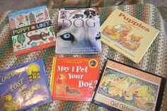 Go-Along books for Angus Lost