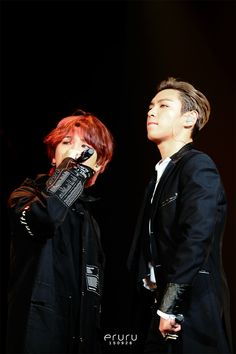 """""""150924-27 G-Dragon and T.O.P at MADE Tour in Taipei DO NOT EDIT/CROP. 