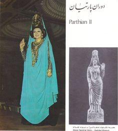 Iran Women-Dress-3-Parthian