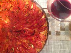 Gluten Free Gourmet São Paulo : Tartine de Tomate