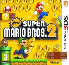 THIS IS IF YOU GET THE 3DS. Any Mario game doesn't matter.. you can get them on ebay too. There's luigi's mansion, yoshi's island and any zelda are good too so any of them