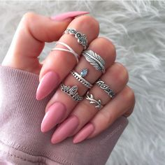 Midi Rings - BOHOMOON