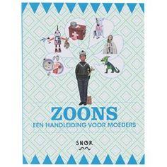 Zoons voor moeders van Uitgeverij Snor Stippels Webshop