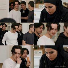 #Skam #Sana #Yousef