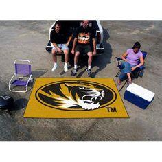 Missouri Tigers NCAA Ulti-Mat Floor Mat (5x8')