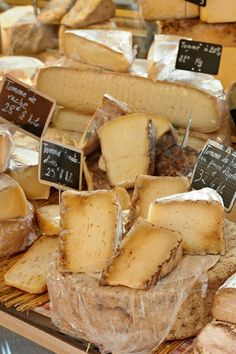 """""""Each sort of cheese reveals a pasture of a different green, under a different sky,"""" writes Italo Calvino."""