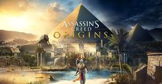 Assassin's Creed: Origins no llegará a Nintendo Switch. Las versiones anunciadas son las únicas que existen.  - http://j.mp/2hgvjIR