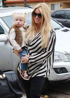 Jessica Simpson and Maxwell – 17 photos – Morably