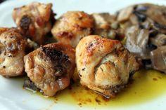 Pollo al ajillo.cocinandoentreolivos.com