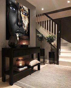 Woman, Gold, Home Decor, Art, Art Background, Decoration Home, Room Decor, Kunst, Women