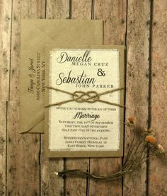Diy burlap wedding invitations diy rustic burlap fabric wedding rustic wedding invitation blush boho script by poshestpapers solutioingenieria Image collections