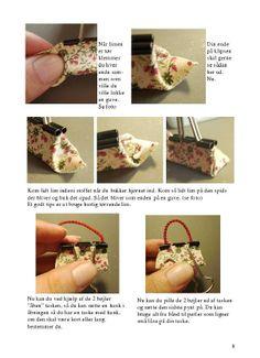 Bolsos con clip/sujeta papel