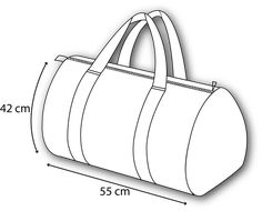 "Half-round style leather duffle bag with technical layout drawingKéptalálat a következőre: ""knit bag technical drawing""This is a small sample of my work in technical design - by Lisa MoyCADs von Taschen und Geldbörsen, die in Produktion gega Diy Sac Pochette, My Bags, Purses And Bags, Sac Vanessa Bruno, Leather Bag Tutorial, Creative Bag, Leather Duffle Bag, Craft Bags, Denim Bag"