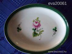 Herendi virágmintás hamutál - 4000 Ft - Nézd meg Te is Teszveszen - Dísztárgy   - http://www.teszvesz.hu/item/view/?cod=2366061515
