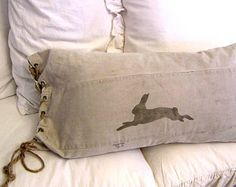bunny pillow - Google Search