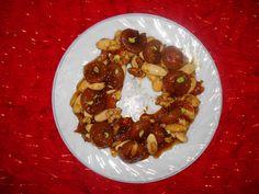 Cuisine of Karachi: Incir Kompostosu (Fig in syrup) Turkish Eid Desser...