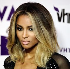 Blonde long bob- OMG THIS is what i want!
