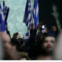 Ναζιστές και όχι φιλήσυχοι πολίτες πατριώτες, ήταν τουλάχιστον αυτοί που διαδήλωσαν με συγκέντρωση στον Λευκό Πύργο, το βράδυ της Παρασκευής κατά την ομιλία του πρωθυπουργού στη Θεσσαλονίκη για τη Συμφωνία των Concert, Recital, Concerts