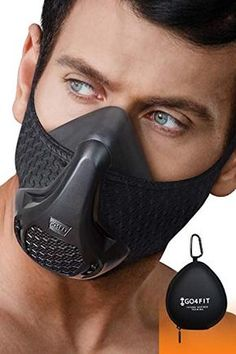 FDBRO Workout Mask Sports Training Mask Fitness,Running, Resistance,Cardio,Endurance Mask for Fitness Training Sport Mask with Carry Box Tactical Clothing, Tactical Gear, Estilo High Tech, Masque Anti Pollution, Diy Masque, Breathing Mask, Cardio Training, Running Training, Sports Training