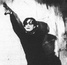 Cesare the Somnambulist - The Cabinet of Doctor Caligari