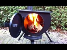 Frontier stove video.