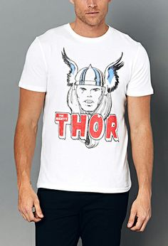 The Mighty Thor Tee | 21 MEN - 2000065615