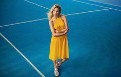 Dress Henja | Andrea Sauter Swiss Fashiondesign | Spring/Summer 2017 | Photo by Ellin Anderegg