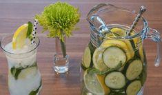 Díky jednoduchému osvěžujícímu nápoji můžete snížit množství nahromaděného tuku, který se vtěle ukládá naněkolika nejčastějších místech. Složení: 8 sklenic vody, 1 lžíce nastrouhaného zázvoru, 1 středně velká čerstvá okurka, 1 středně velký oloupaný a nakrájený citrón. Uvedené ingredience smíchejte svodou. Nechte přes noc odpočinout, aby jednotlivé ingredience uvolnily své aroma, a konzumujte během následujícího dne. …