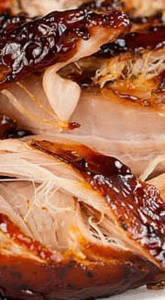 Crock Pot Brown Sugar Pork Tenderloin - My Husband ate it until there were no more leftovers.. It was so tender it fell apart! Not to mention that it was super easy to make as well. It is a crockpot recipe after all!