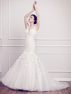 Kenneth Winston Spring 2014 Bridal Collection. Coming soon to Signature Bridal in Chesterfield, Mo