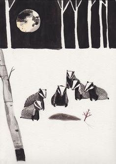 Badger Funeral
