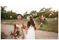 Texas LGBT photographer // Creatrix Photography // Austin Texas Photographer // #weddingdresses #lgbt #lesbian #poses