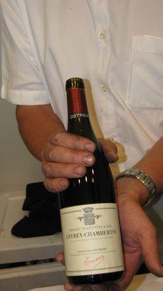 The Winemaker's Hands, I