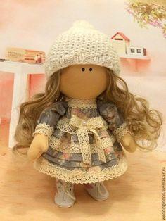 Коллекционные куклы ручной работы. Кукла малышка. Идеи для подарка. Интернет-магазин Ярмарка Мастеров. Кукла, интерьерная кукла, рождение