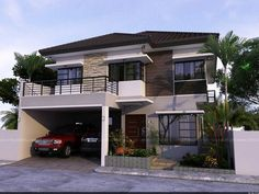 small modern mansion - Google Search