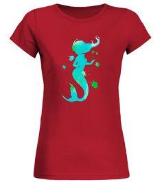 Im Really A Mermaid T-shirt, Watercolor Splash, Zany Brainy Santa Claus for shirt 2017