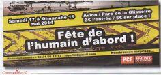FÊTE DE L'HUMAIN D'ABORD 2ème ÉDITION ET BEAUCOUP D'AMBITION - blog des militants communistes de l'Arrageois