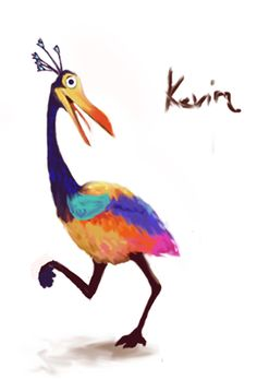 1000+ images about Kevin from UP: kim o'brien chicago on ... Kevin Up Bird Noise