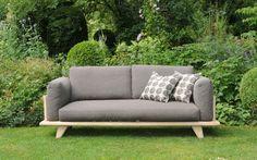 SNUGGLE Lounge Sofa Outdoor Sofa, Outdoor Furniture, Outdoor Decor, Lounge Sofa, Modern, Home Decor, Wood, Divan Sofa, Trendy Tree