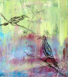 "Saatchi Online Artist Stani Meredith; Painting, ""Untitled"" #art"