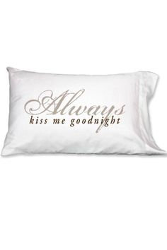 Faceplant Pillowcases Simple Faceplant Dreams 100% Cotton Pillowcases Imprinted With Messages Decorating Inspiration