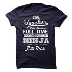 ESOL Teacher T Shirt, Hoodie, Sweatshirt
