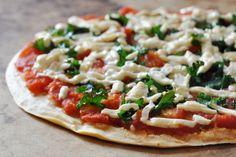 Easy Chickpea Crust Pizza Vegan Gluten-Free 3