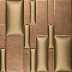 Terrane Art - NappaTile Collection | NappaTile™ Faux Leather Wall Tiles