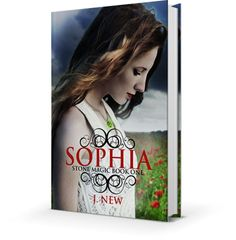 Sophia Stone Magic book one by J. New available on Amazon