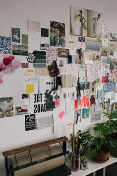 Emmadime | Inspiration Wall