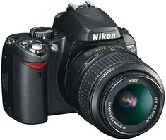 Shop Nikon DSLR Camera with VR Lens Red at Best Buy. Find low everyday prices and buy online for delivery or in-store pick-up. Nikon D3000, Nikon Dslr, Reflex Numérique Nikon, Nikon Digital Camera, Digital Slr, Dslr Cameras, Nikon D3100 Tips, Leica Camera, Camera Photography