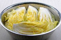 Asian Recipes, Asian Foods, Kimchi, Cabbage, Food And Drink, Vegetables, Food And Drinks, Food Food, Cabbages